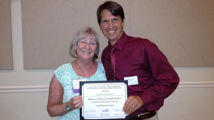 Tuttle award